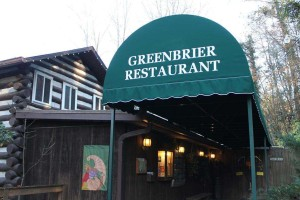 Photo Courtesy Greenbrier Restaurant - http://www.greenbrierrestaurant.com/